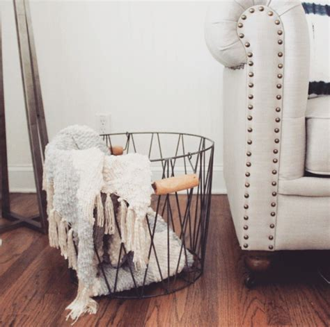 large basket for storing throw pillows storage solutions
