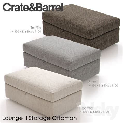 crate and barrel lounge sofa ottoman crate and barrel lounge sofa ottoman resnooze com