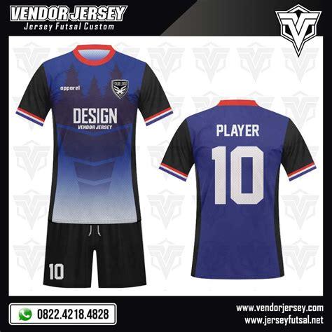 Kostum Bola Futsal Desain Kostum Bola Futsal Forestoblu Vendor Jersey Futsal