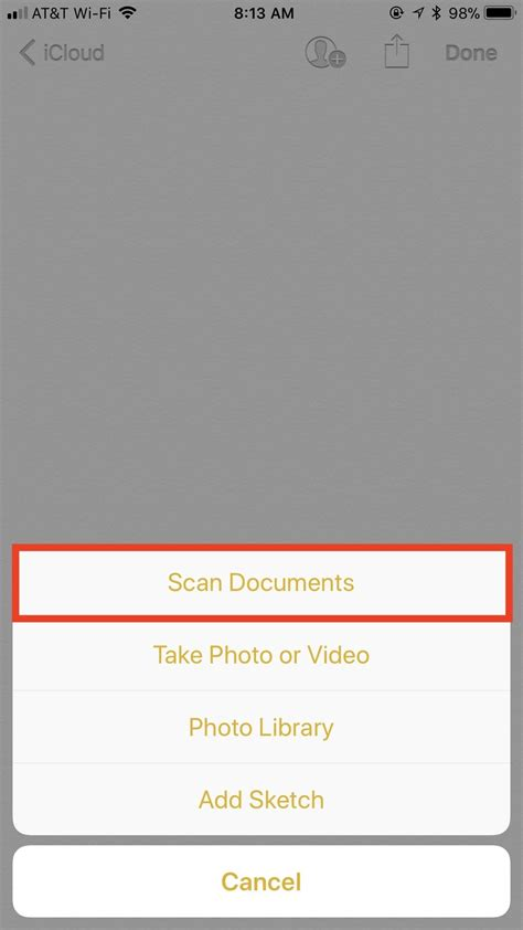 Scan And Edit Documents