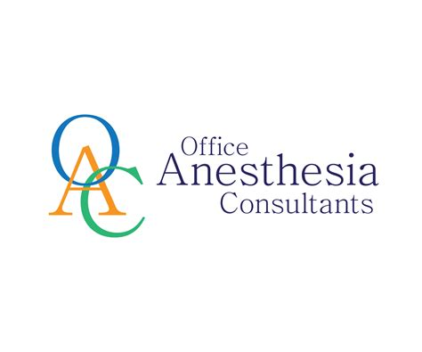 design a logo using office moderno atrevido logo design for office anesthesia