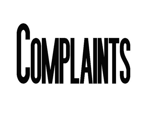 Complaint Letter About Courier Service how to write a complaint letter against courier service