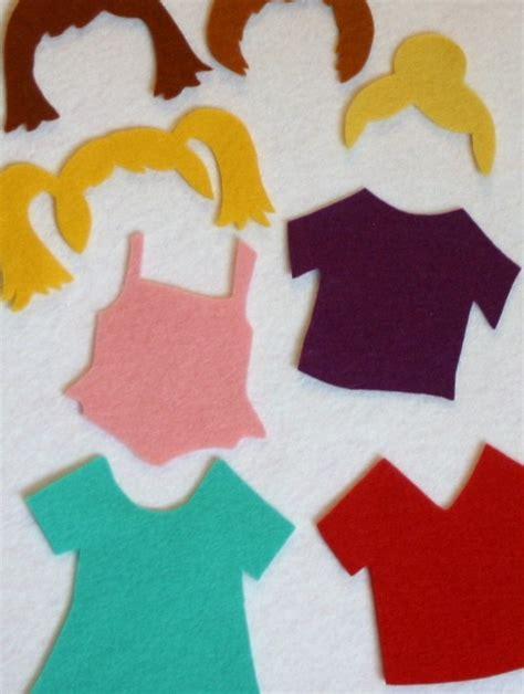 Felt Paper Crafts - 65 best paper doll diy images on printables