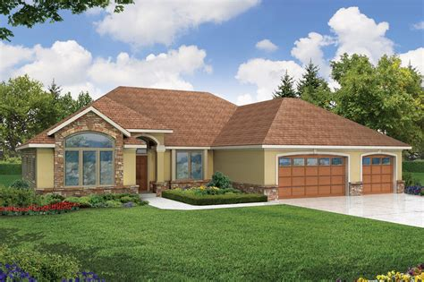one story home contemporary house plans palermo 30 160 associated designs