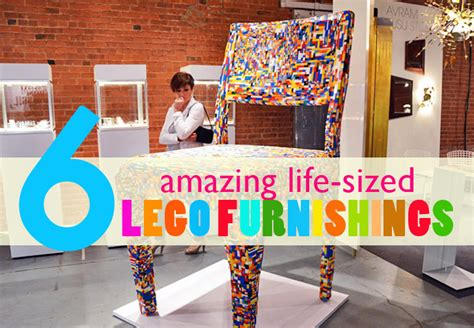 this shape shifting furniture assembles like lego amazing life sized lego furnishings that you can really