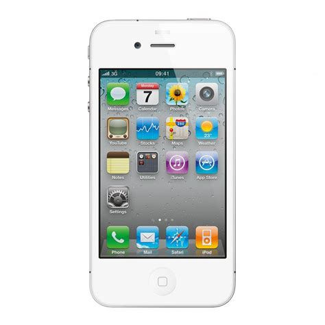 Apple 4 32gb refurbished iphone 4s 32gb wit simlock vrij iphoneoutlet nl