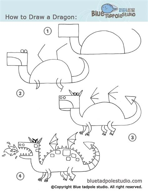 how to draw a drawing dragons for step by step book 1 draw dragons for beginners books drawing on project for how to draw