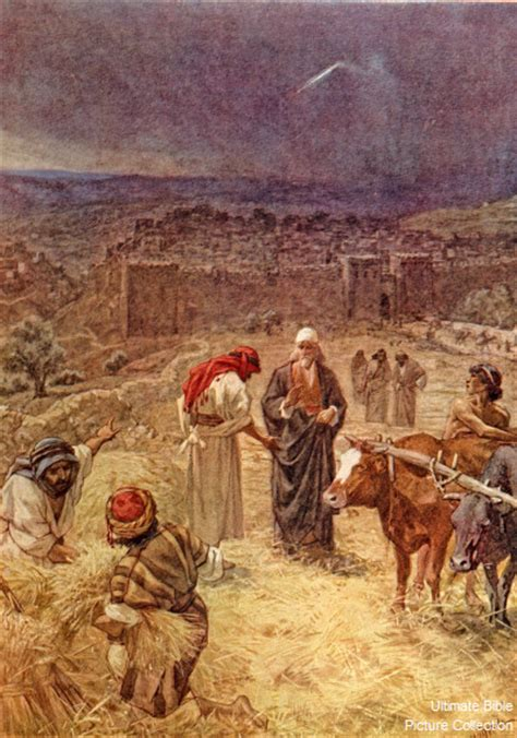 David Threshing Floor by 1 Chronicles 21 Bible Pictures David Buys Threshing Floor