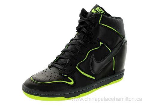 nike s dunk sky hi print casual shoes size 5 5 6 5 7