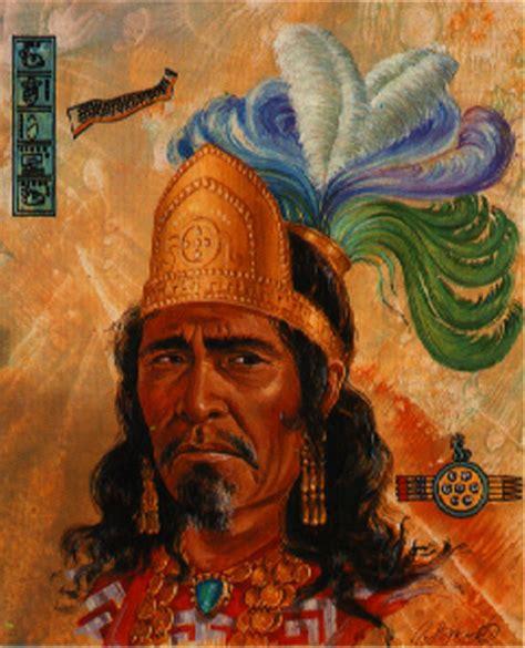 imagenes de emperadores aztecas los huey tlatoanis aztecas info taringa