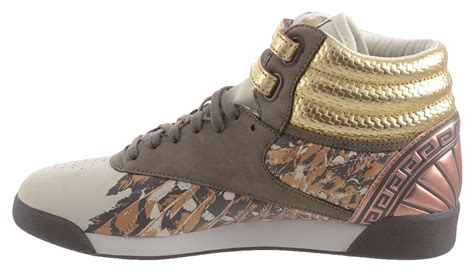 reebok freestyle sneaker reebok freestyle hi int sneaker wms sneakers shoes