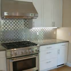 stainless steel backsplash kitchen 20 creative kitchen backsplash designs