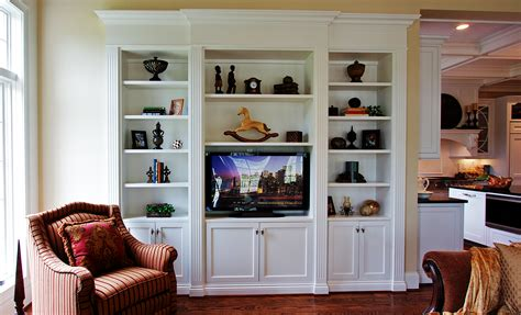 bookshelves with tv built in bookshelves woodworking 187 traditional built in