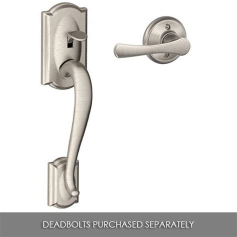 Doorknobsonline Com Offers Schlage Shl 119983 Handleset Schlage Exterior Door Hardware