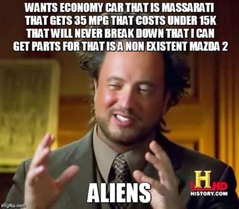 Breaking Down Meme - ancient aliens meme imgflip