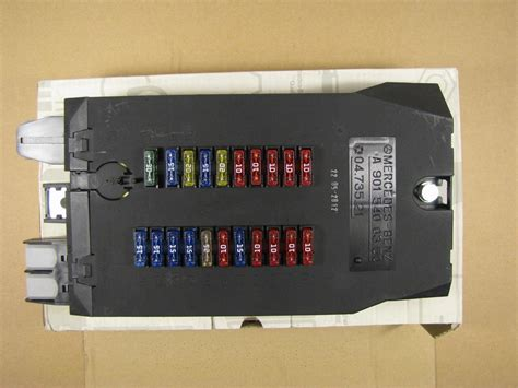 sprinter fuse box wiring diagram