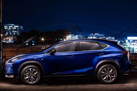 blue review 2015 lexus nx review autoevolution