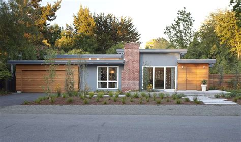 modern ranch style early eichler expansion klopf