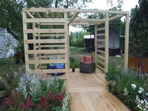 einfacher pavillon беседка из поддонов деревянная для дачи с диваном мастер