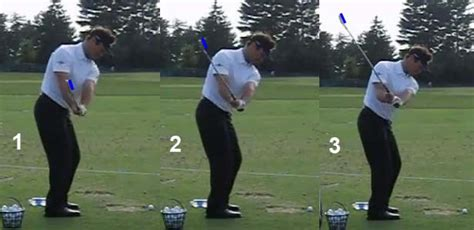 trevor immelman golf swing 3jack s criticism of trevor immelman s swing newton golf