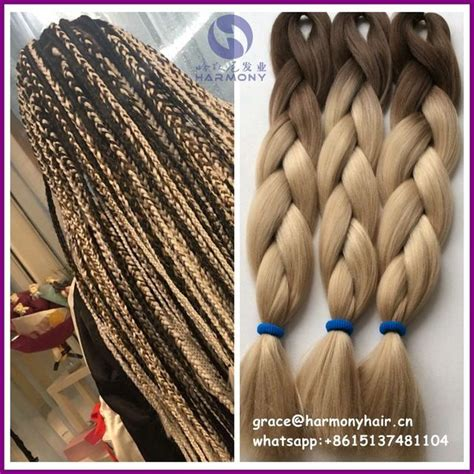 colored braiding hair 25 best ideas about colored box braids on