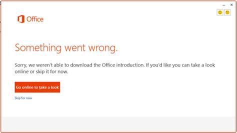 Redownload Office 2013 by Tech4windows Microsoft Office 2013 Installation Error