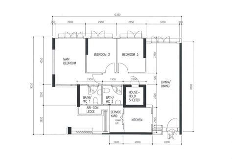 bca floor plan bca floor plan meze blog