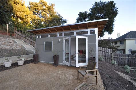 backyard studio prefab backyard sheds studios storage home office sheds modern prefab shed kits
