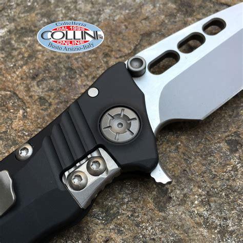 Nano 3tone 668 guardian tactical usa helix nano two tone satin black coltello