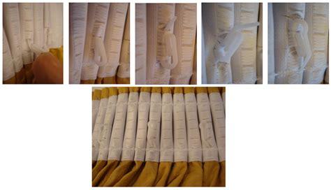 come appendere le tende come montare le tende tessutissimo bergano