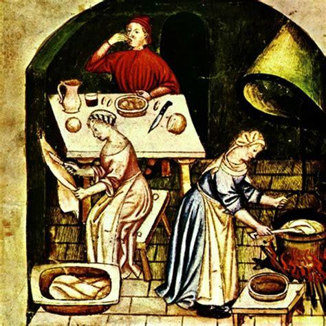 cucina nel medioevo la cucina dei vichinghi