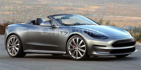 Tesla Roadster Tesla Roadster Next Generation Unofficial Renderings