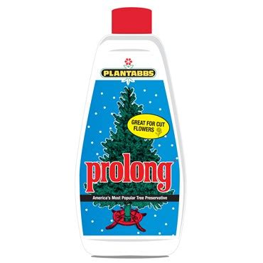 plantabbs prolong 8oz christmas tree preservative bfg supply