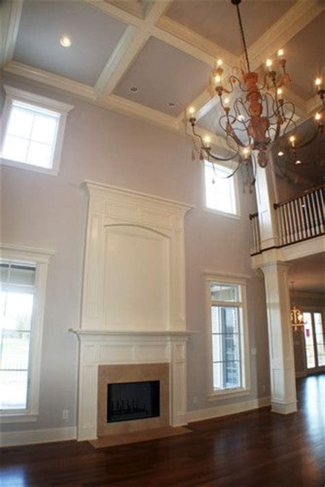 Modern Gray Sherwin Williams colors ceilings and the wall on pinterest