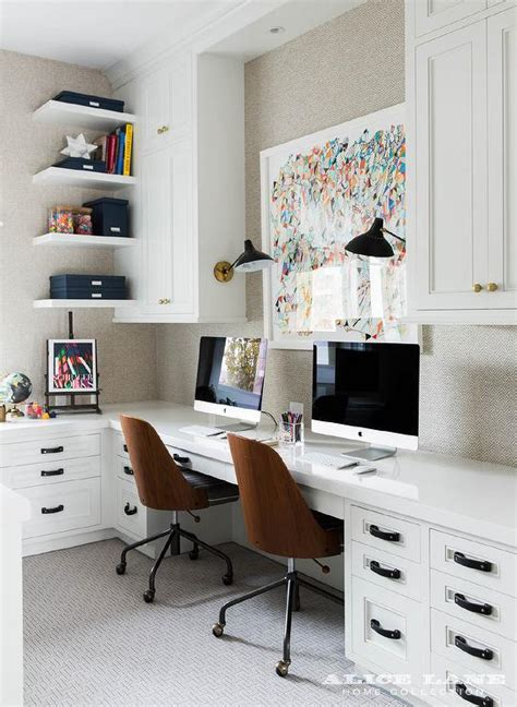 how to build a home office desk white lacquered desk with lucite task chair contemporary