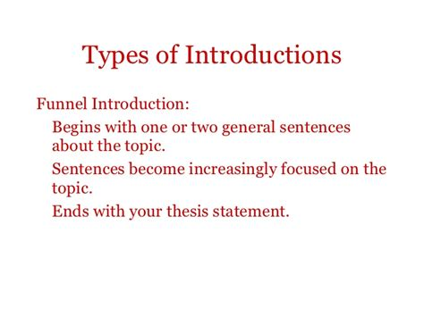 Intro For An Essay by Essays Introduction And Outline