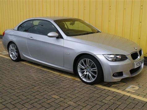 2007 bmw 320i m sport used 2007 bmw 3 series convertible 320i m sport petrol for