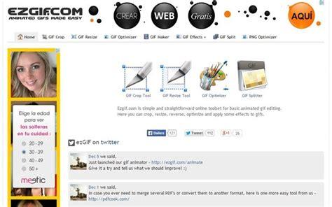 Editar Memes Online - ezgif conjunto de herramientas online para editar gifs