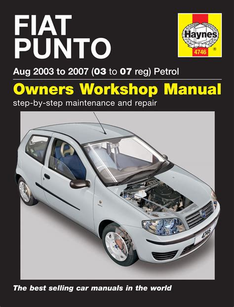 what is the best auto repair manual 2003 toyota 4runner electronic valve timing haynes manual fiat punto petrol 2003 2007