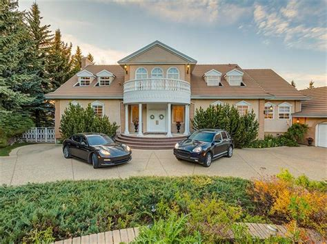 10 communities in calgary with the most expensive houses