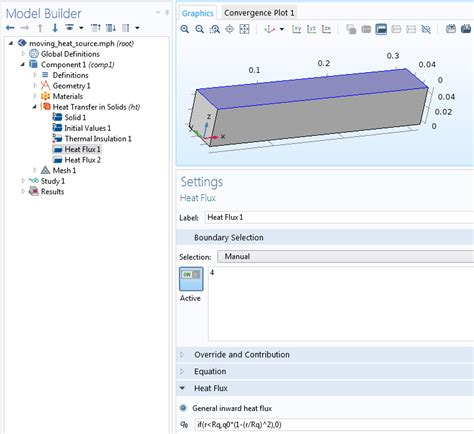 how to boundary a how to make boundary conditions conditional in your simulation comsol