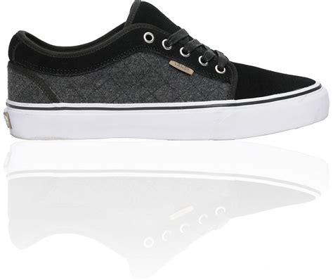 Jual Vans Rowley vans chukka low black grey