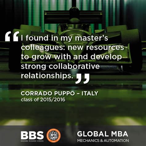 Mba In Innovation And Leadership by Global Mba Innovation Management Mechanics And Automation