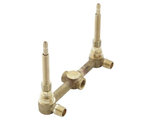2 Handle Shower Valve by Multi Series 2 Handle Tub Or Shower Valve 2 Vr