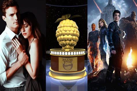 los anti oscar 2018 todos los nominados a los premios razzie oscar 2018 premios oscar anti oscar 2018 los premios a lo peor cine tienen sus nominados el litoral noticias