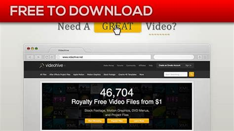 Simple Website Promo After Effects Template Free Download Youtube Website Promo After Effects Template Free