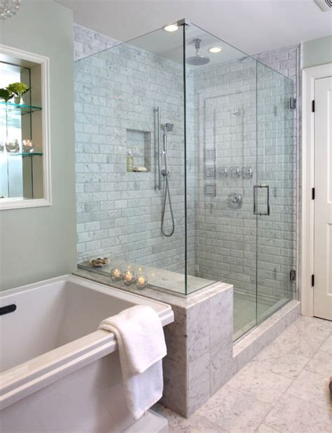 Bathroom Shower Doors Glass Glass Shower Doors Frameless Glass Pros