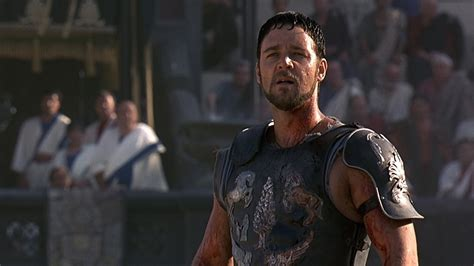 Quiz Gladiator Film | ridley scott has a plan to resurrect maximus if russell
