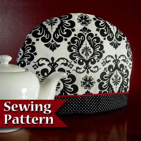 pattern for a fabric tea cosy tea cozy pattern diy tutorial tea cosy sewing pattern