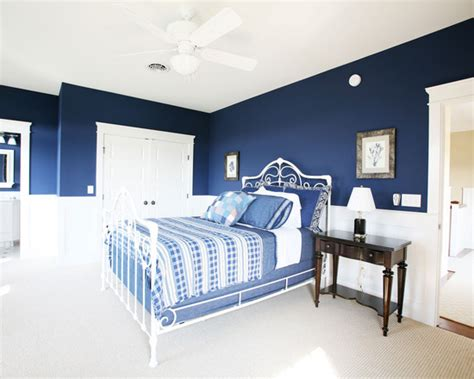 dark blue bedroom white and dark blue bedroom color beautiful homes design